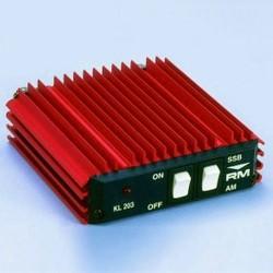 """Wzmacniacz CB """"RM"""" KL203 100W 24-30 MHz AM/FM/SSB"""