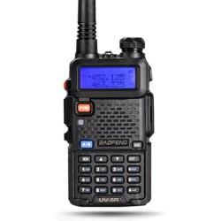 Baofeng UV-5R - Dwuzakresowa radiostacja ręczna