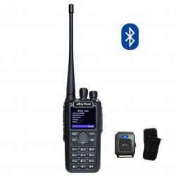 AnyTone AT-D878UVII Plus z BlueTooth i APRS SP-DMR radiotelefon DMR + FM, MotoTRBO Tier I i II z obsługą 5 DMR ID