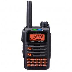 Yaesu FT-70DE - dwupasmowy radiotelefon cyfrowo (C4FM) / analogowy Yeasu FT-70DE