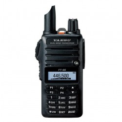 Yaesu FT-65E - dwuzakresowy radiotelefon na pasma 2m i 70cm