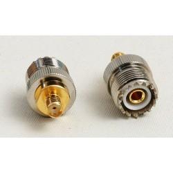 Złączka SMA(f)-UHF redukcja